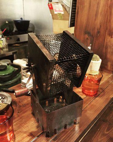 ナイショ焙煎機
