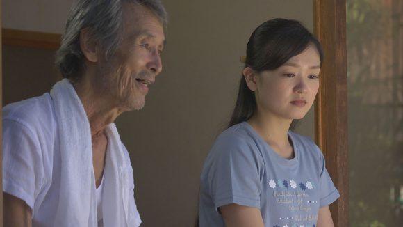 映画『ごはん』に出演の福本清三さん